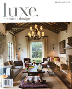 """The Grange"" Featured in Luxe Magazine"