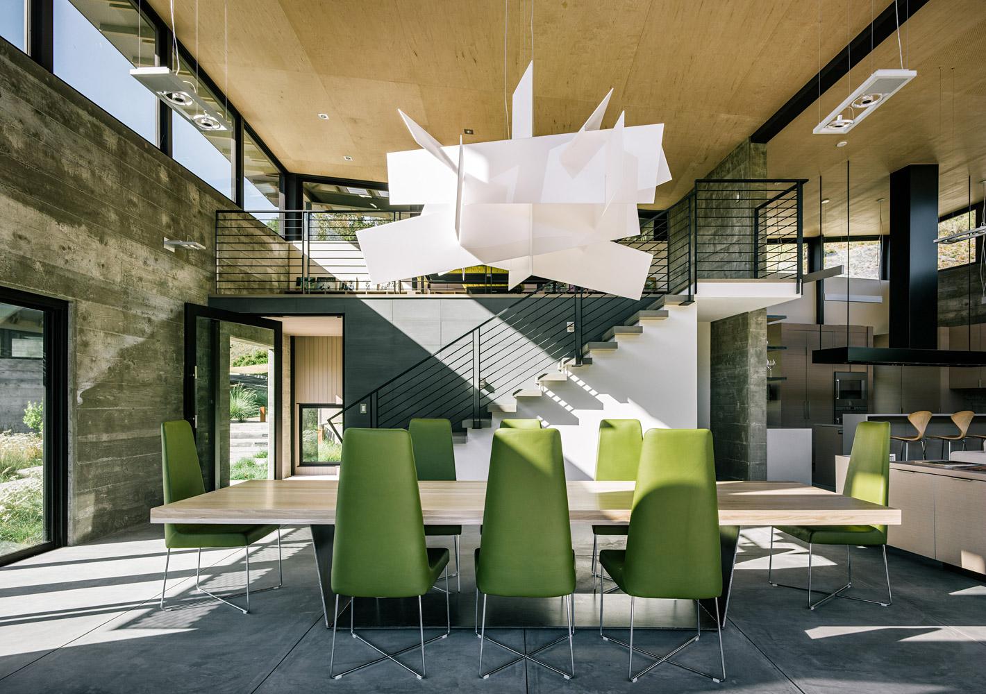 Butterfly House Feldman Architecture