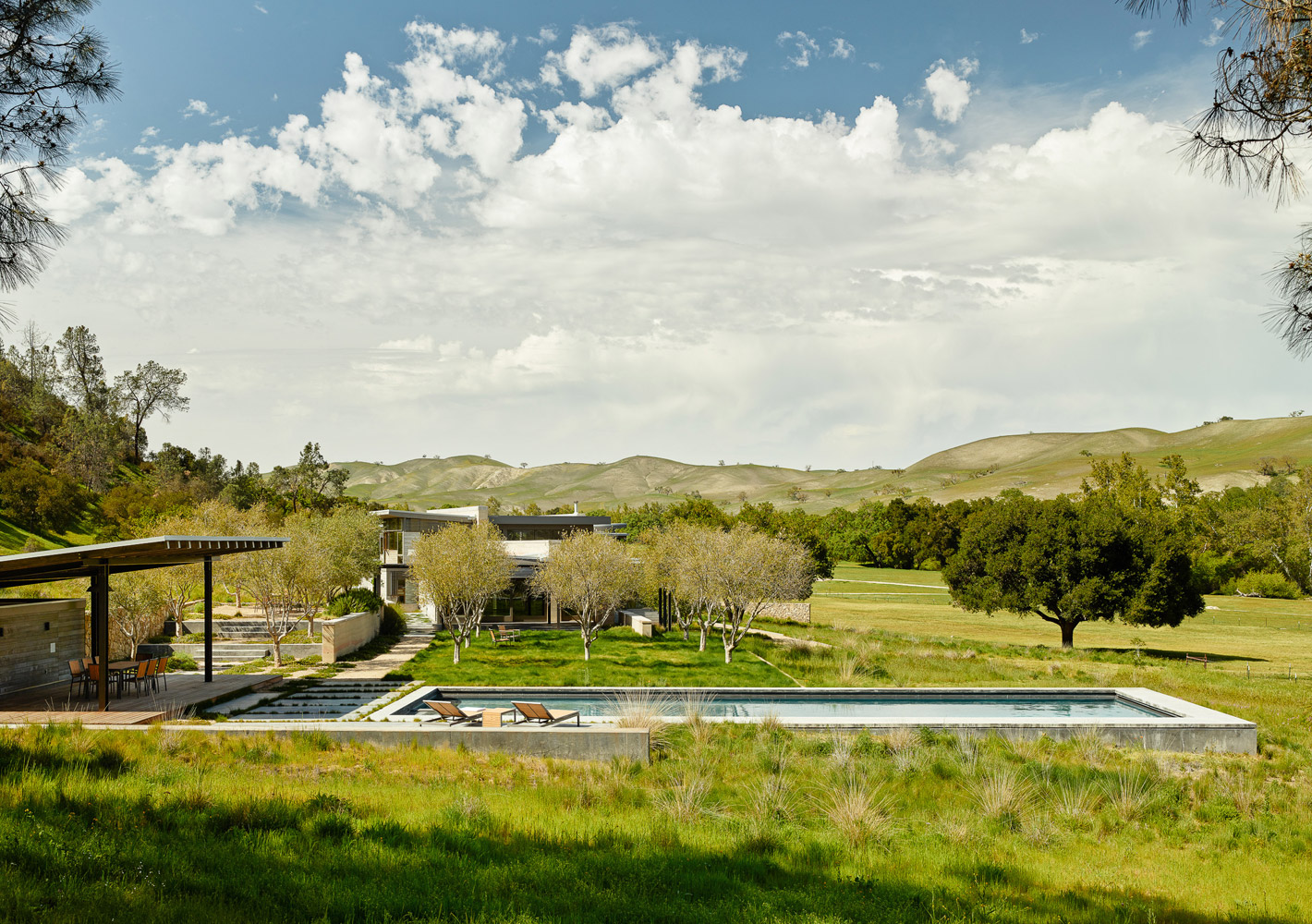 Spring Ranch Feldman Architecture