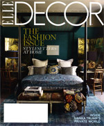 Mill Valley Cabins in Elle Decor