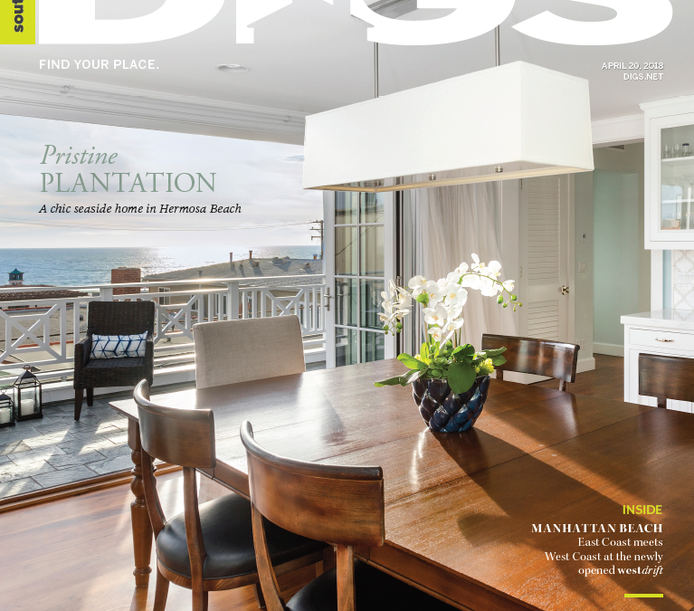 Butterfly House Appears in DIGS Magazine