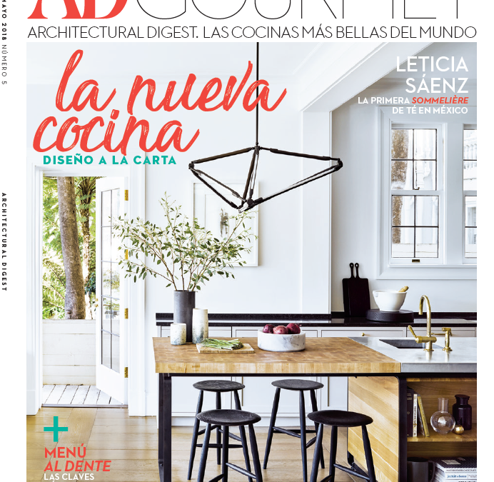Caterpillar's Kitchen in AD Mexico