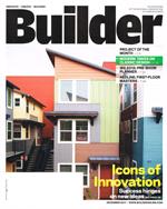 Builder Magazine December 2011