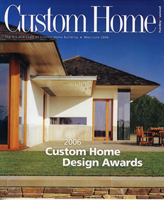 CUSTOM HOME DESIGN AWARDS