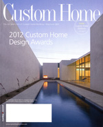 Custom Home Design Awards 2012