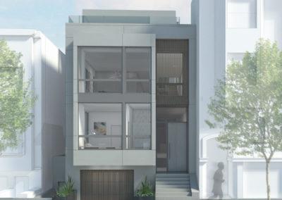 Exterior View _Front Facade