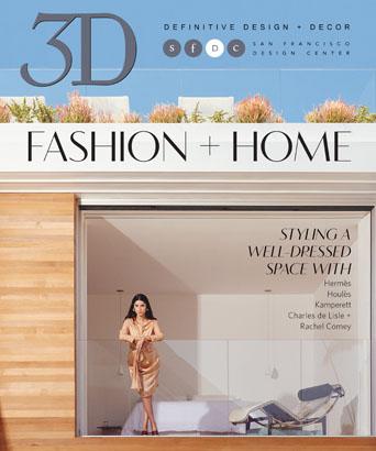 Modern Farmhouse Receives Gorgeous Spread in SFDC's 3D Magazine