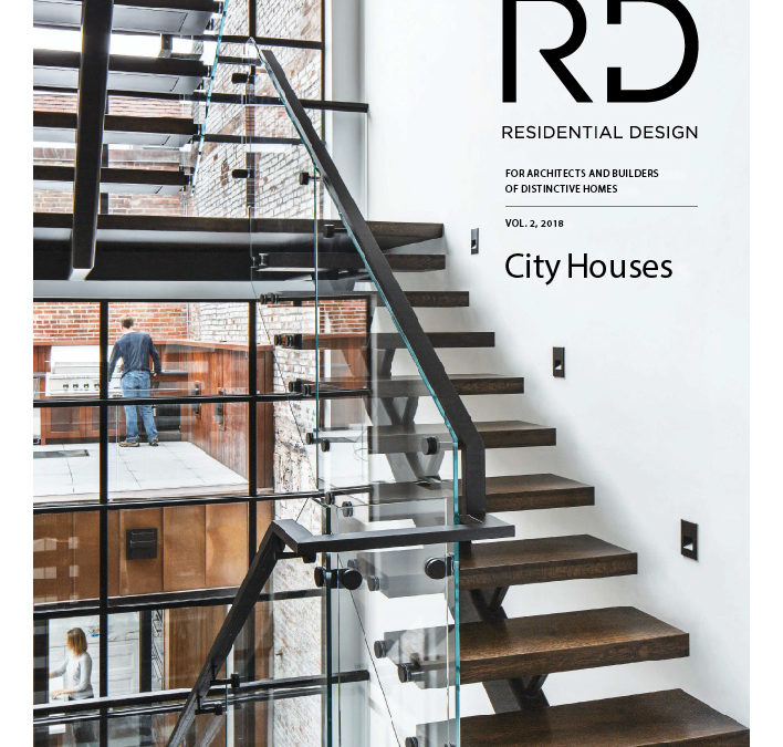 The Gray Lady Presented in Residential Design
