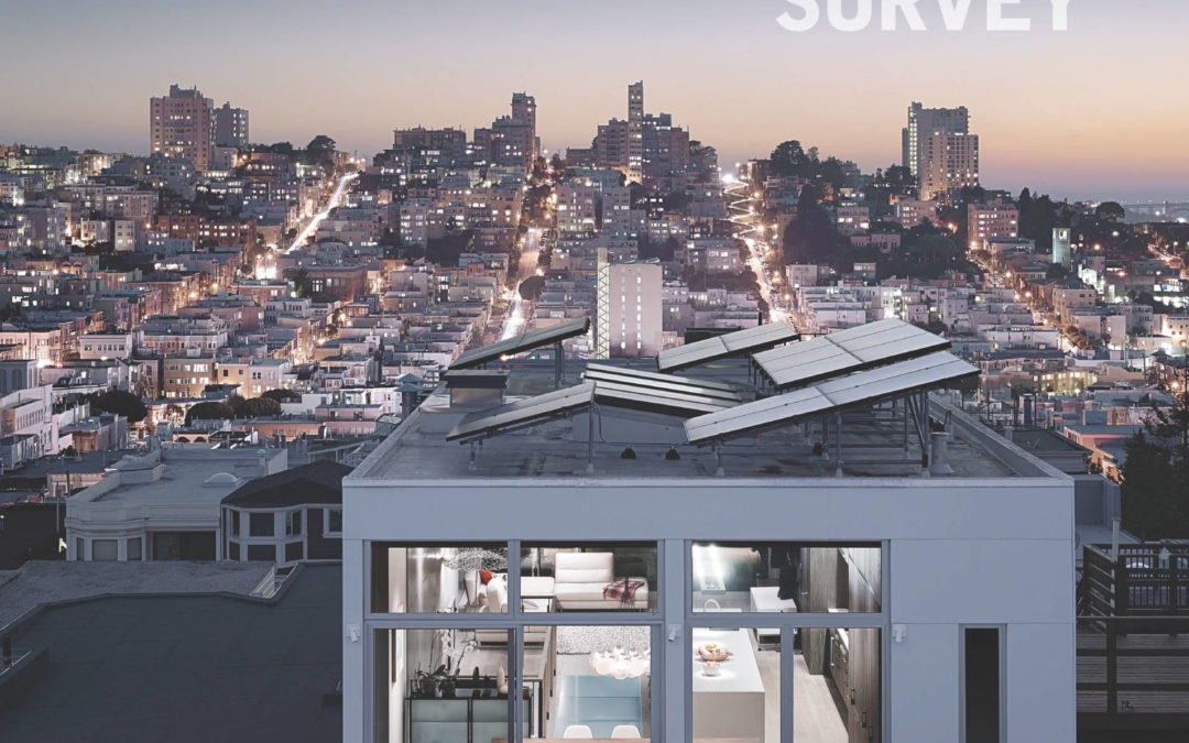 """Telegraph Hill Makes the Cover of """"The New Urban House- A Global Survey""""!"""