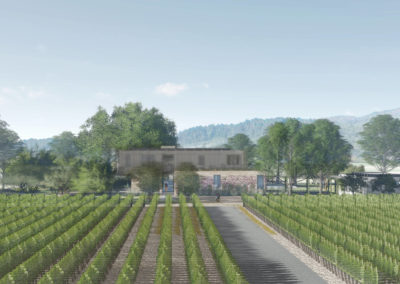 Staglin Family Vineyard East Residence