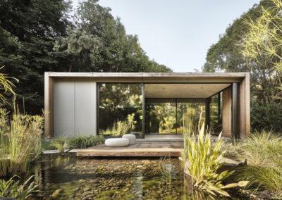 Atherton Pavilions